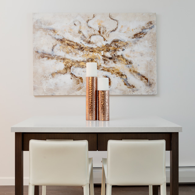 canvas residence contemporary dining room vancouver