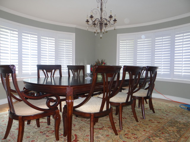 Cape Cod Cottage traditional-dining-room