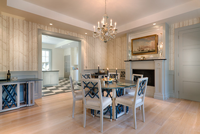 Cape Cod   DINING ROOM Beach Style Dining Room