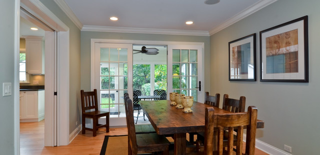 Cape Cod Remodel traditional-dining-room