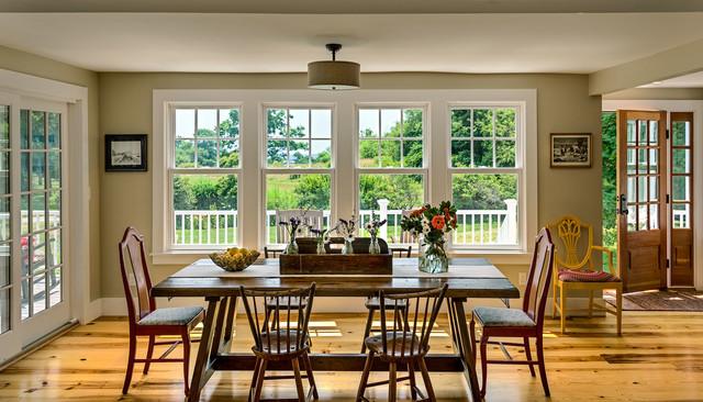 Cape Cod Style Farmhouse Renovation, Cottage Furniture Kittery Maine