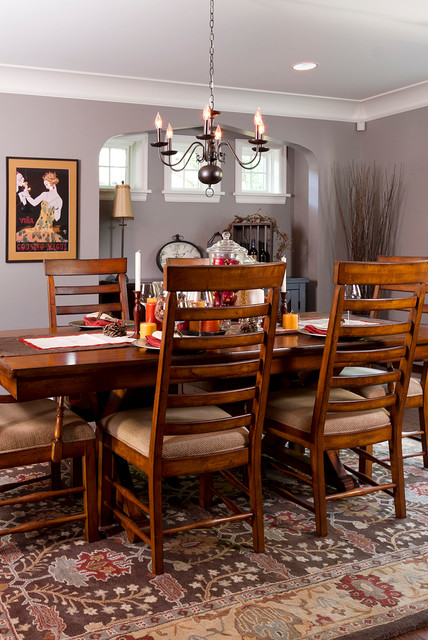 Cape Cod Whole House Renovation traditional-dining-room