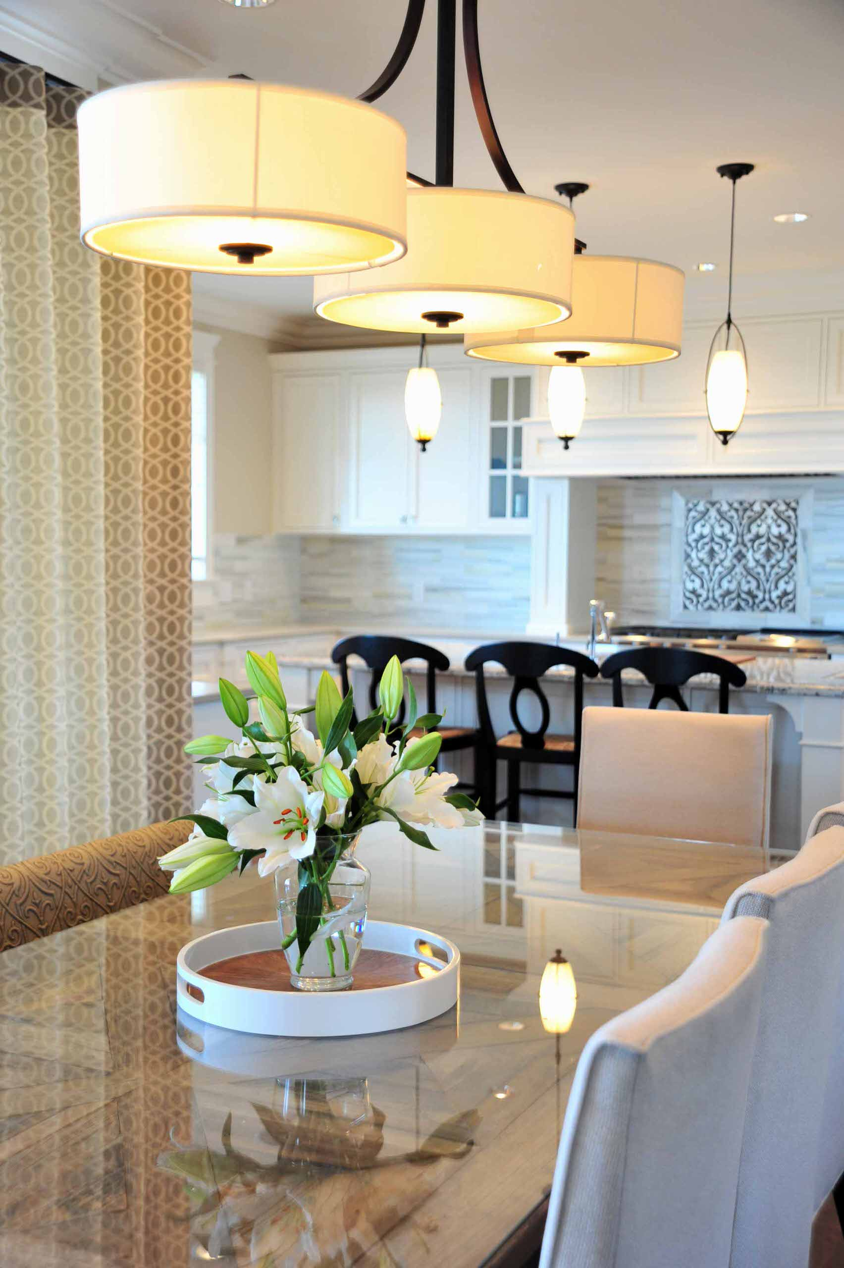 Capital Hill Residence   Transitional   Dining Room   Vancouver ...