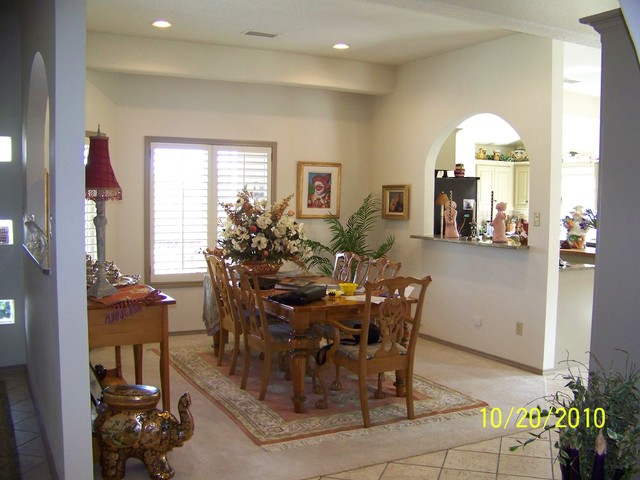 Capitan Home - Decorative Project traditional-dining-room