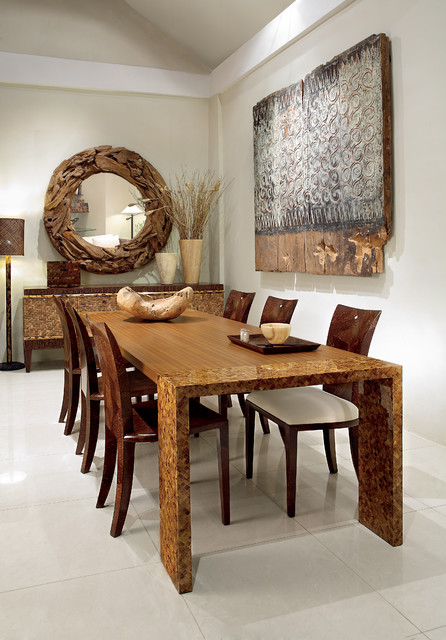 Dining room showroom
