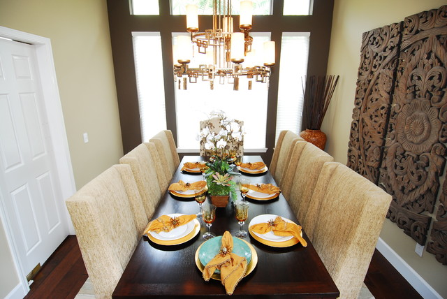 Carlsbad dining room asian dining room orange county for Asian dining room