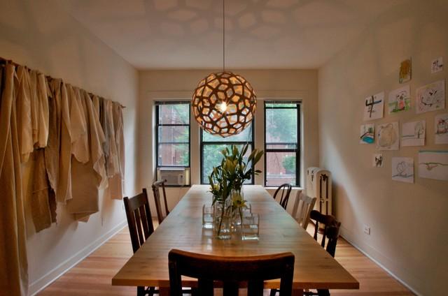 Carmen contemporary-dining-room