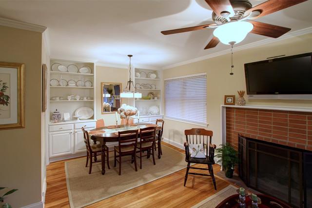 Carolina Custom Homes - Guilford Rd. Charlotte traditional-dining-room