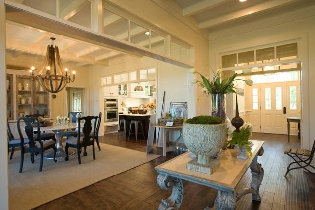 Carolina traditional dining room charleston by seaway construction llc - Carolina dining room ...