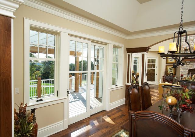 casa bella dining room traditional dining room