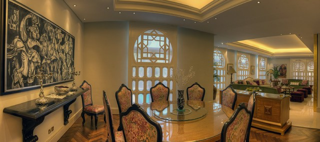 Casa Loai traditional-dining-room