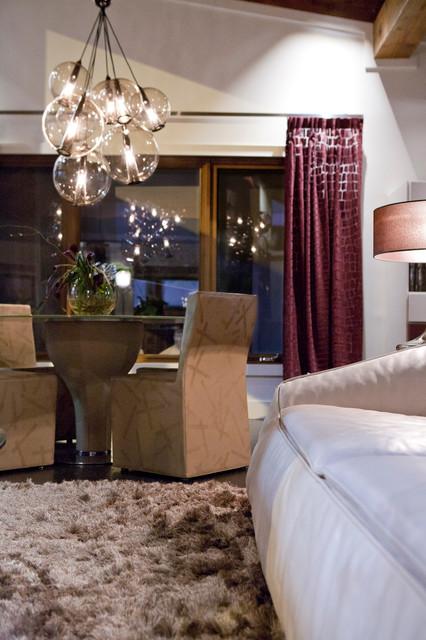Casa Moderna contemporary-dining-room