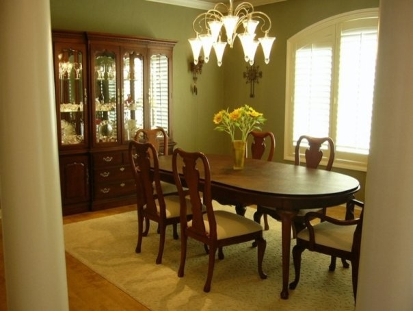 Casselberry Model By Cypress Homes traditional-dining-room