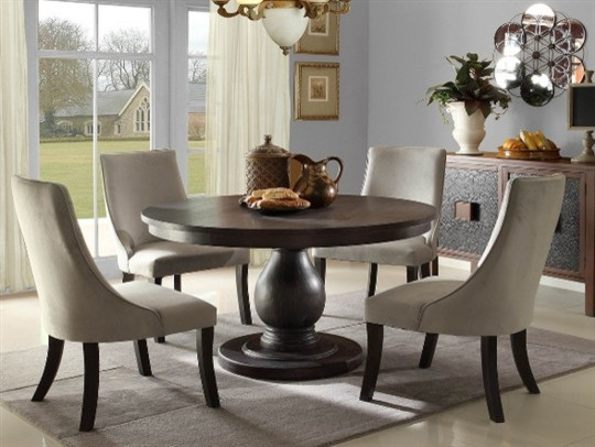 Casual Dining Traditional Dining Room Other Metro By