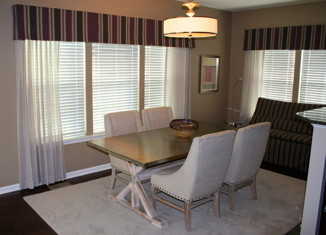 Casual Elegance - Modern - Dining Room - indianapolis - by ...