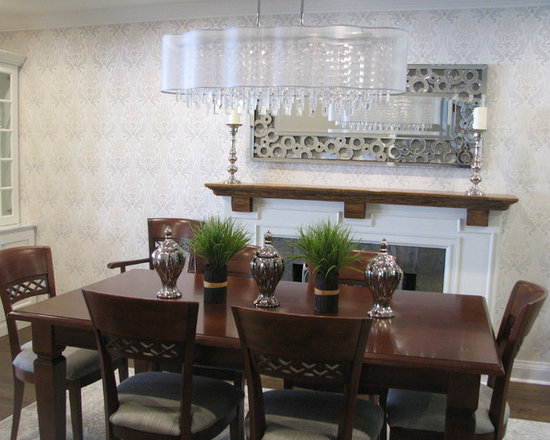 Dining Room Accessories 2017 Grasscloth Wallpaper