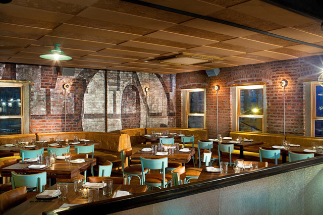 CATCH RESTAURANT - Contemporary - Dining Room - New York - by ...