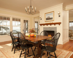 Cedar Bluff traditional dining room