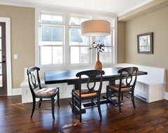 Cedar Lake Renovation contemporary-dining-room