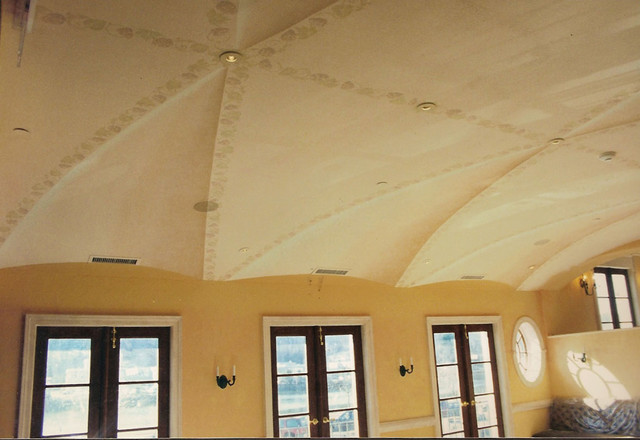 ceilings traditional-dining-room