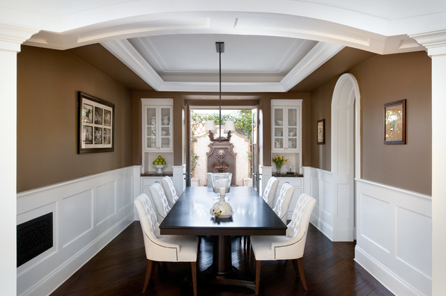 Center street el segundo ca traditional dining room los angeles by tomaro design group Kitchen design center el segundo
