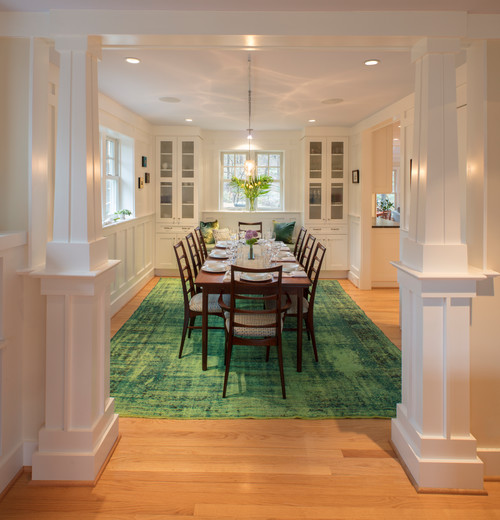 traditional dining room uncategorized