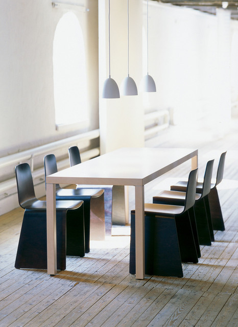 Chairs scandinave salle manger new york par Salle a manger new york