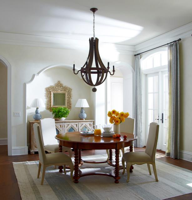 chandler bend classique salle manger jacksonville par andrew howard interior design. Black Bedroom Furniture Sets. Home Design Ideas