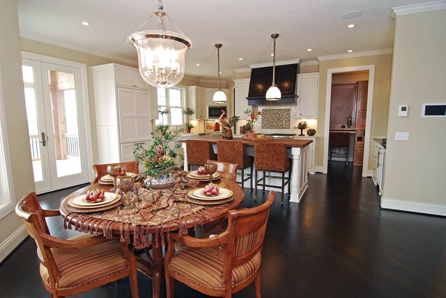 Chanhassen Parade Home traditional-dining-room