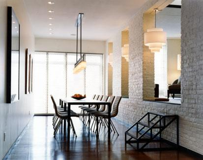 Chapman Architects contemporary dining room