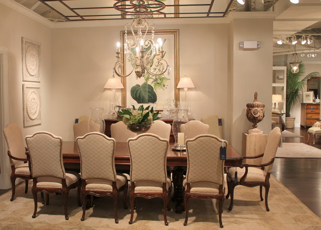 Charleston Regency Collection Traditional Dining Room