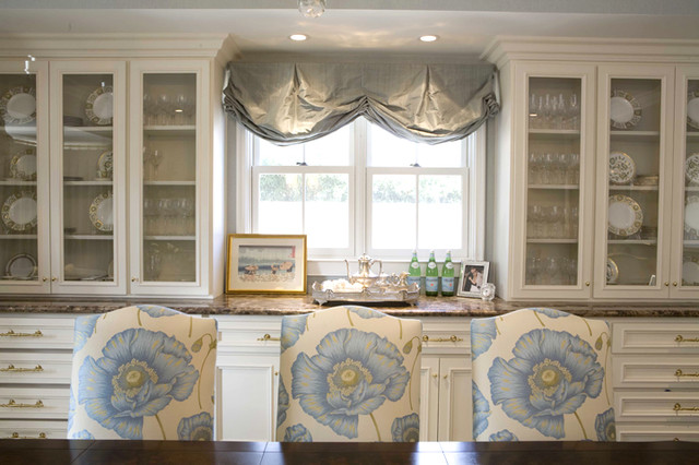 Charmean Neithart Interiors, LLC traditional-dining-room