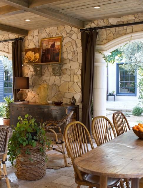 Charmean Neithart Interiors, LLC. traditional-dining-room