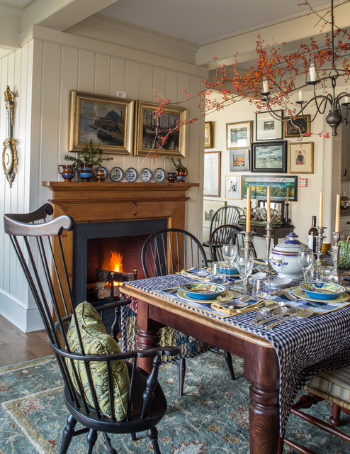 Chatham ma house victorian dining room other by for Victorian house dining room ideas