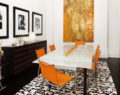 Chelsea Loft modern-dining-room
