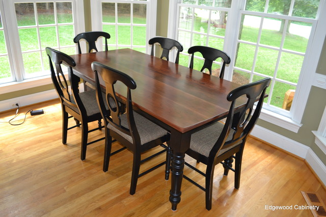 Cherry Top Table traditional-dining-room