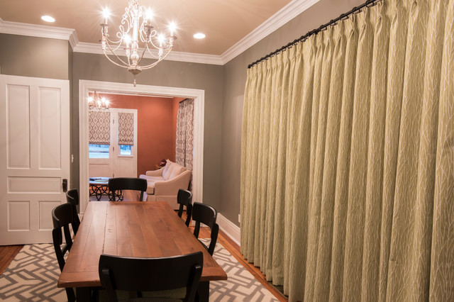 Chestnut street contemporary dining room other by for Creative interior design marco island