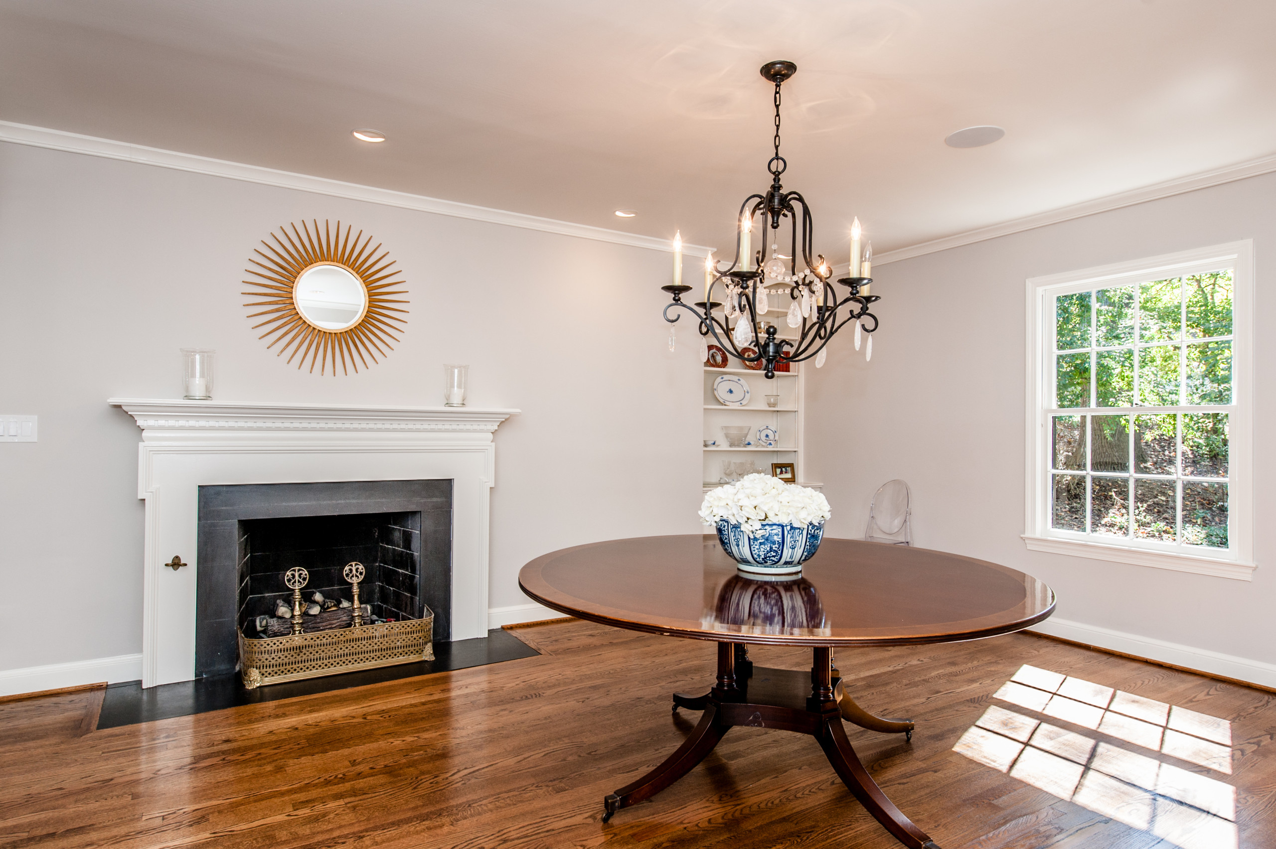 Chevy Chase, MD Traditional House Remodel