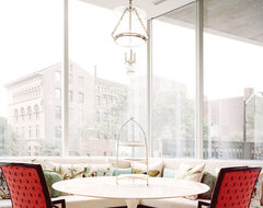 Chicago Oak Street traditional-dining-room