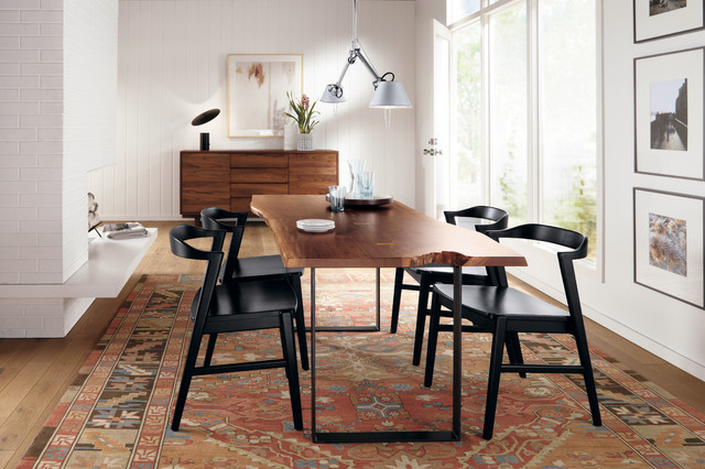 chilton dining table room by r amp b modern dining room