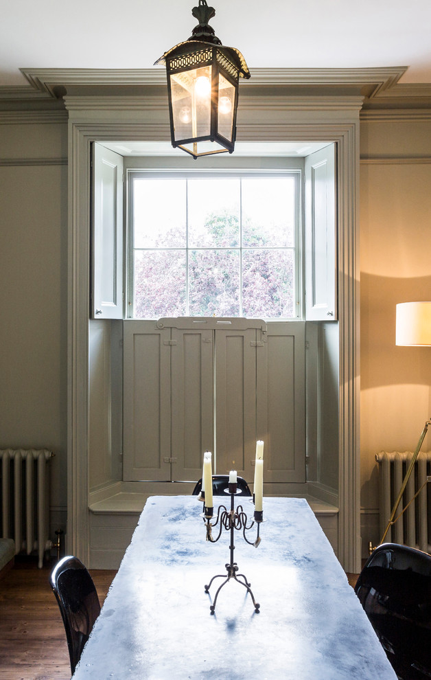 Chiswick House Traditional Dining Room London By And Gb Limited