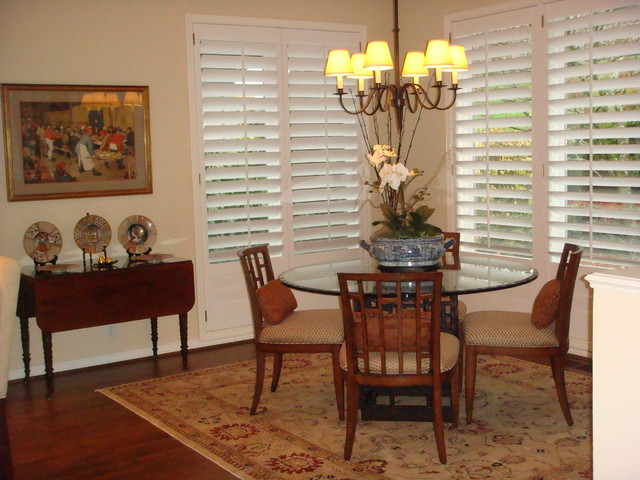 Christi Towne Designs traditional-dining-room