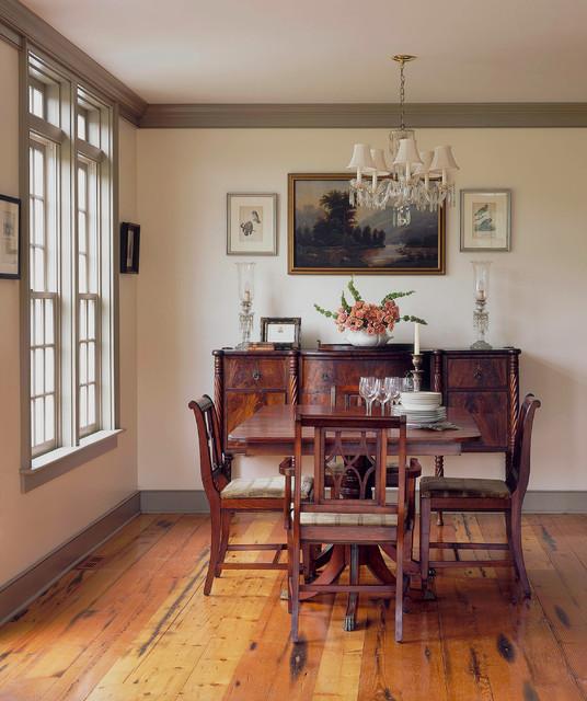Rebecca Leland farmhouse-dining-room