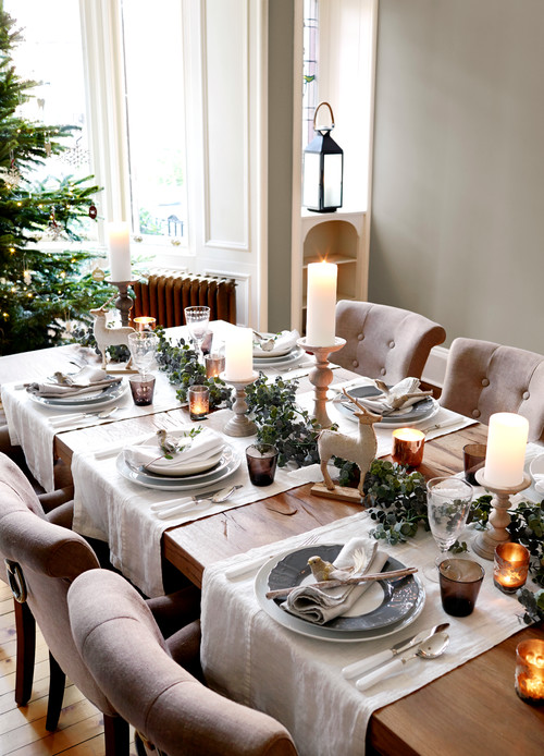 Christmas 14 - Chic Dining