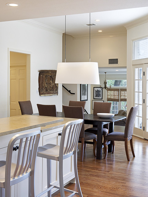 Claire Residence contemporary-dining-room