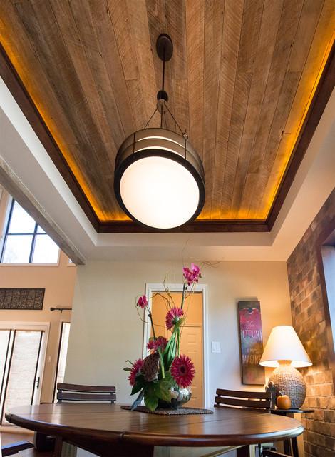 Clark Interior Renovation @ Mount Bonnell traditional-dining-room