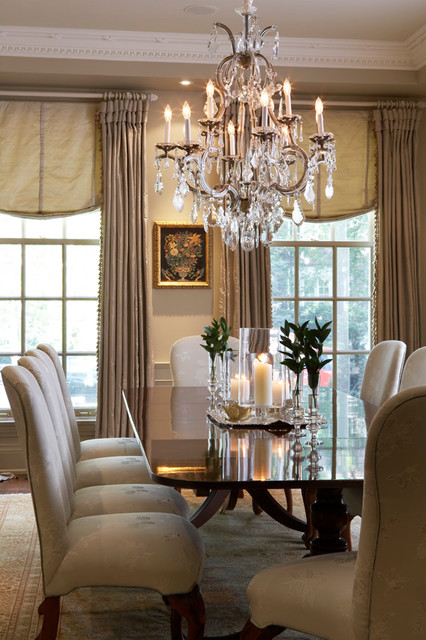 Classic Beauty Traditional Dining Room Toronto By