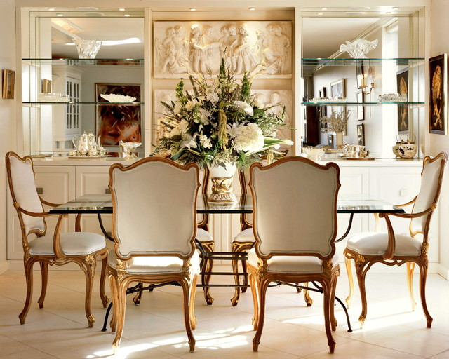 Designer's Condo - traditional - dining room - new york - by The ...