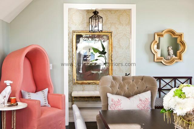 Classic Design contemporary-dining-room