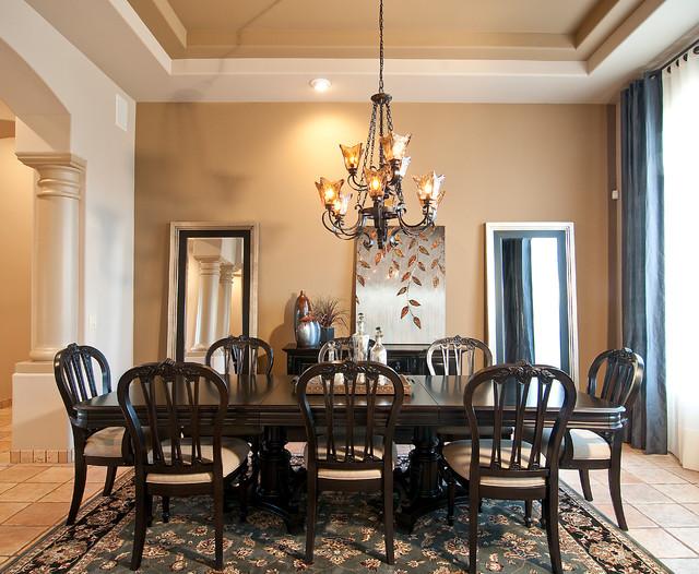 Super Classic Dining Room Scottsdale Az Klassisch Modern Interior Design Ideas Inesswwsoteloinfo